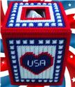 4th of July Boutique Tissue