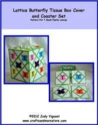 Plastic Canvas Tissue Box Patterns
