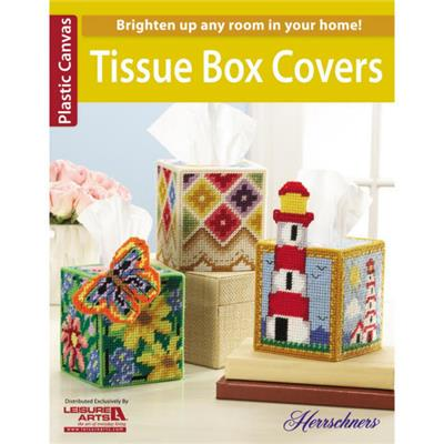 Everything Plastic Canvas Tissue Box Covers